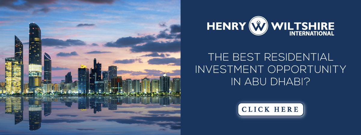 Is this the best residential investment opportunity in Abu Dhabi?