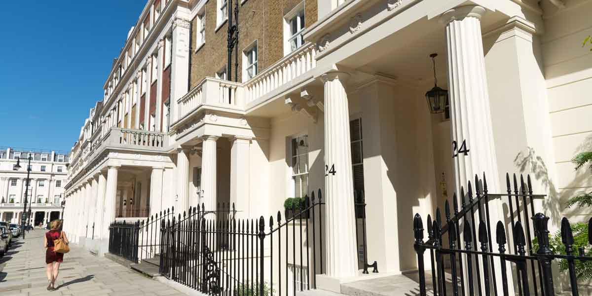 Property Area Guide for Belgravia SW1X