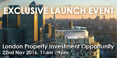 Exclusive Abu Dhabi Launch Event for prime London property